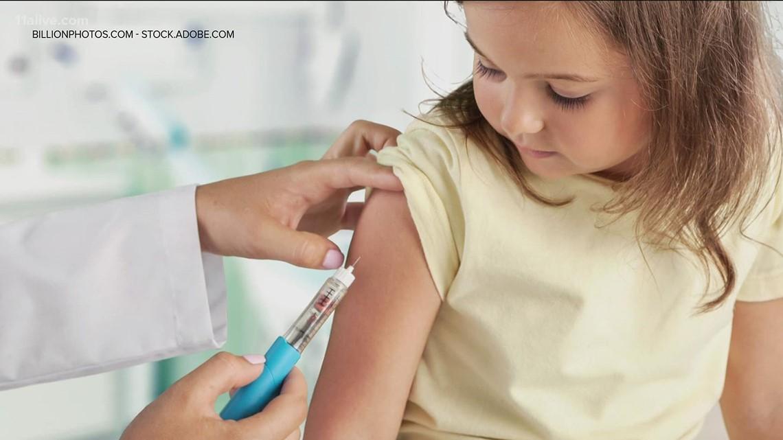 Marietta City Schools preparing age 5-11 students for vaccine
