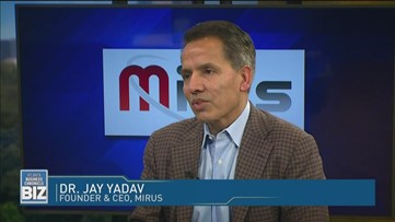Exec. Profiles: MiRus Founder Dr. Jay Yadav