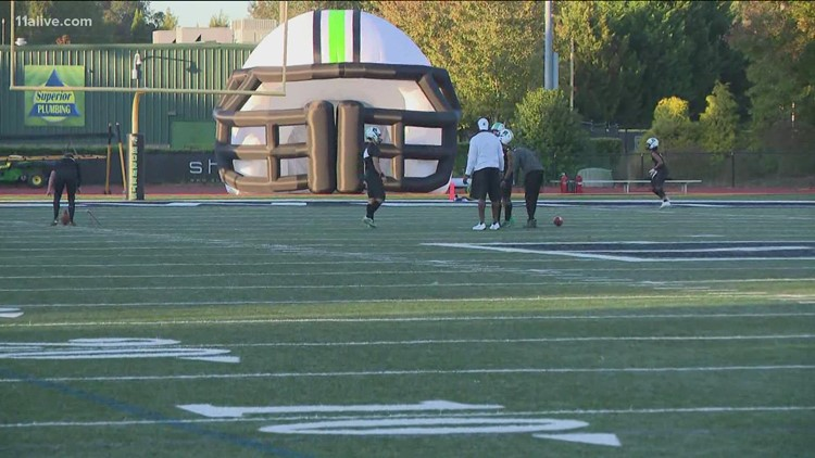 Roswell Vs. Milton | #Team11 Game of the Week
