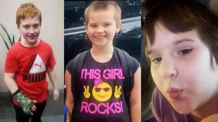 2 missing juveniles from Stockbridge