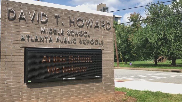 Extensive remodel of historic Old Fourth Ward school completed