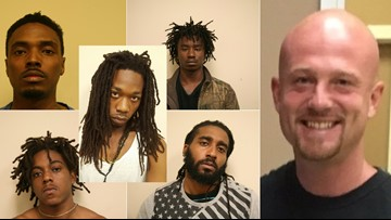 Gang members sentenced in 'the most horrific death' in recent county history