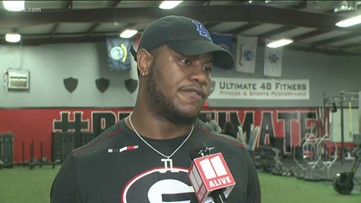 NFL Draft: UGA's Jonathan Ledbetter too big, too fast to fit the 'undersized' tag in the pros