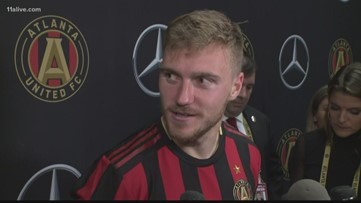 Atlanta United season ends with 2-1 loss to Toronto FC  in Eastern Conference final