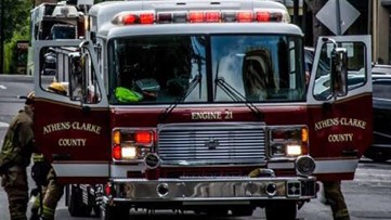 Athens house fire claims life of elderly woman