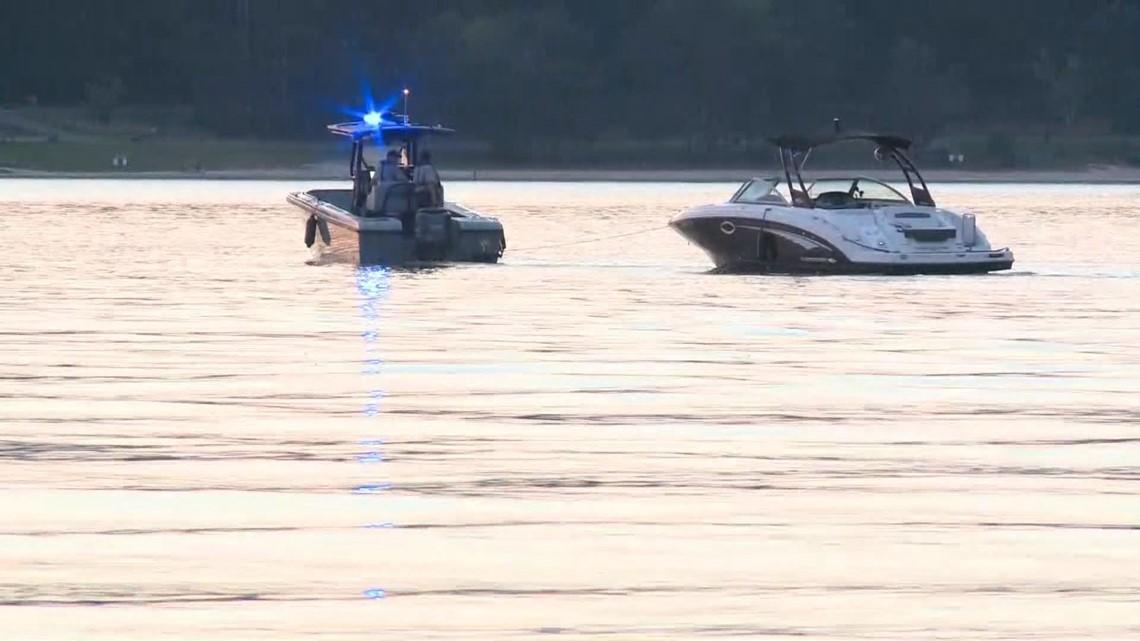 Boat crash on one of metro Atlanta's busiest lakes leaves 2 missing