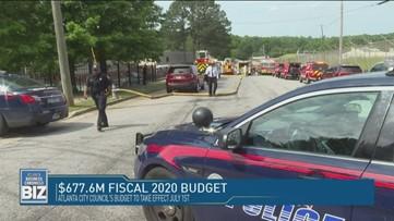 Atlanta's Fiscal 2020 Budget