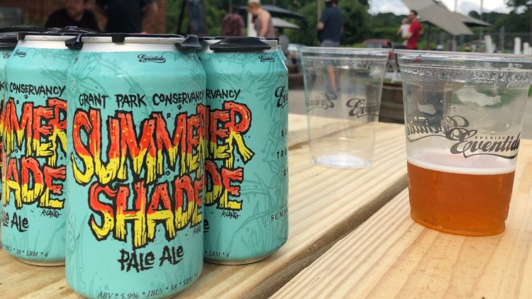 Grant Park Conservancy partners with Eventide Brewing and others to restructure annual fundraiser event