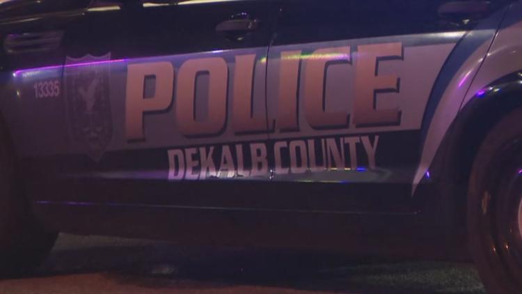 Woman shot dead inside DeKalb County home