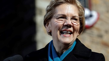 Sen. Elizabeth Warren brings her campaign to metro Atlanta on Saturday