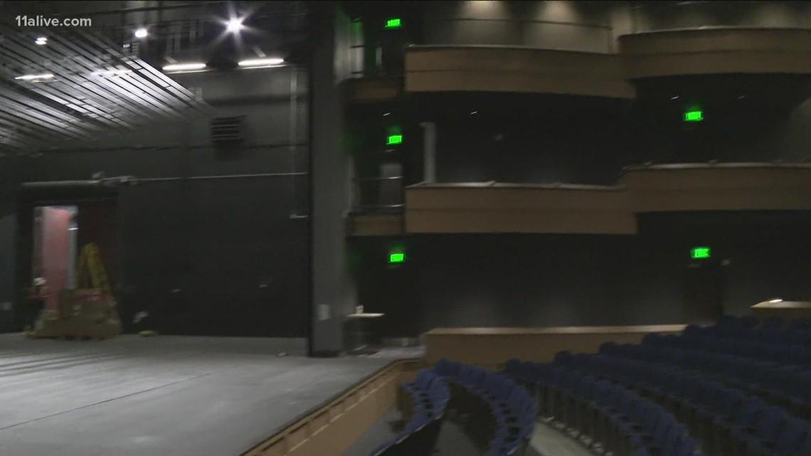 Aurora Theatre expansion | A peak inside the Lawrenceville space