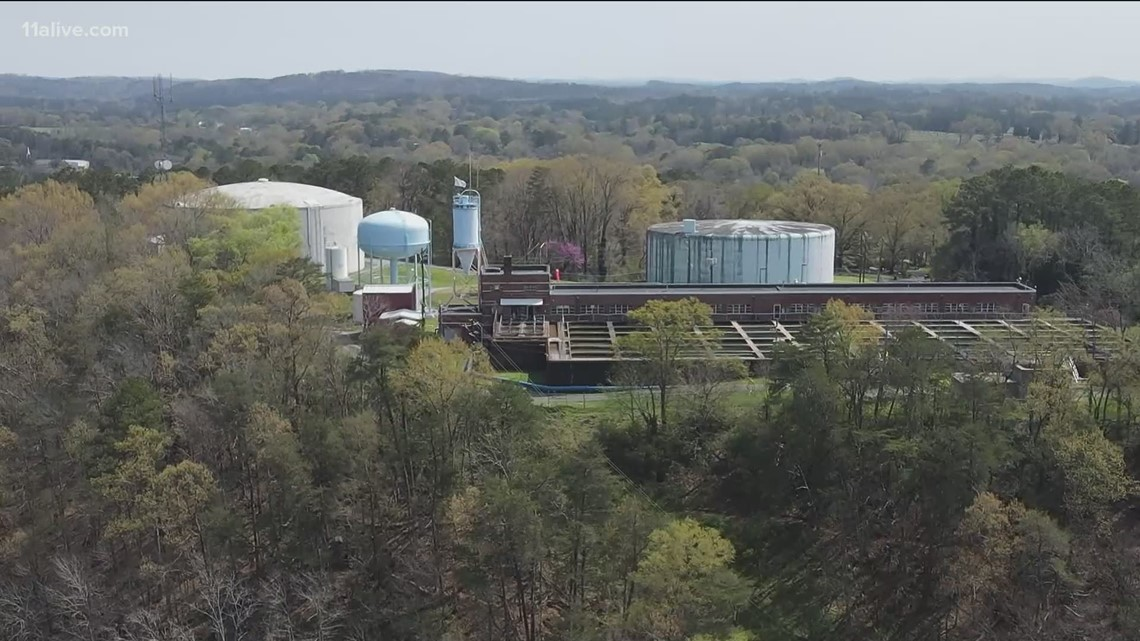 Over 100 Georgia water treatment plants being tested for cancer-causing chemical