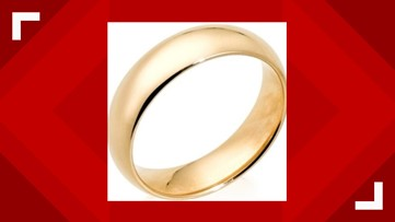 Something gold | Police seek owner of wedding band found at car wash