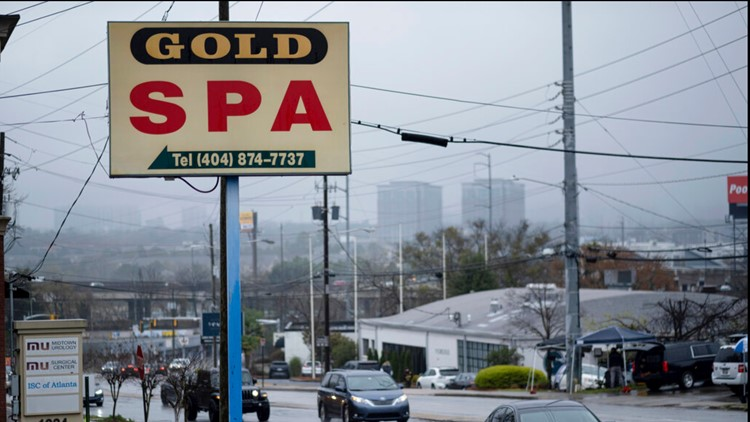 Police records show history of officers going undercover to Atlanta spas on Piedmont