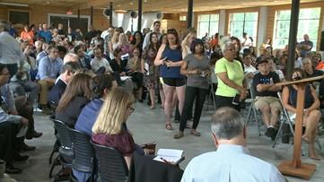 Covington residents pack meeting with mayor, BD representative on ethylene oxide emissions