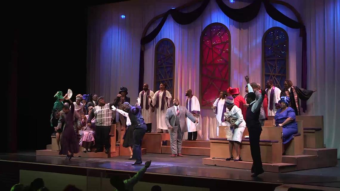 PHOTOS: \'Black Nativity\' A Christmas musical experience | 11alive.com