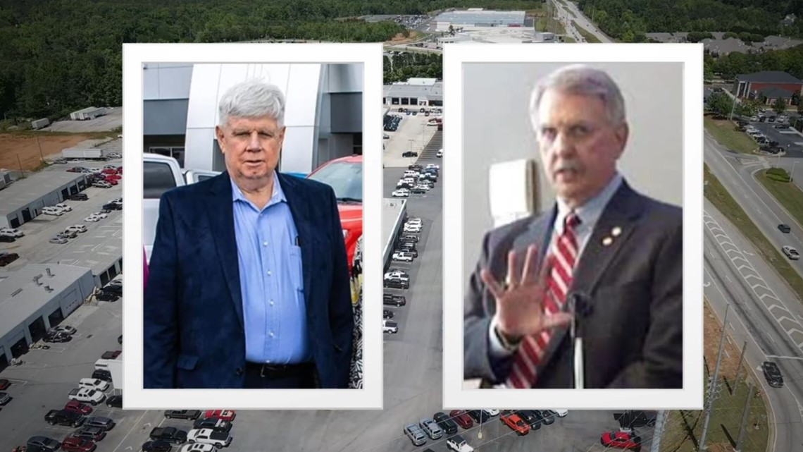 Paulding Co. DA accused of accepting bribe to reduce criminal charges in shooting