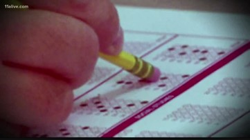 Tests canceled for 14,000 Fulton County students due to glitch