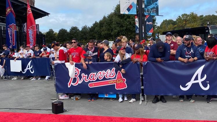 Braves headed to Houston for World Series