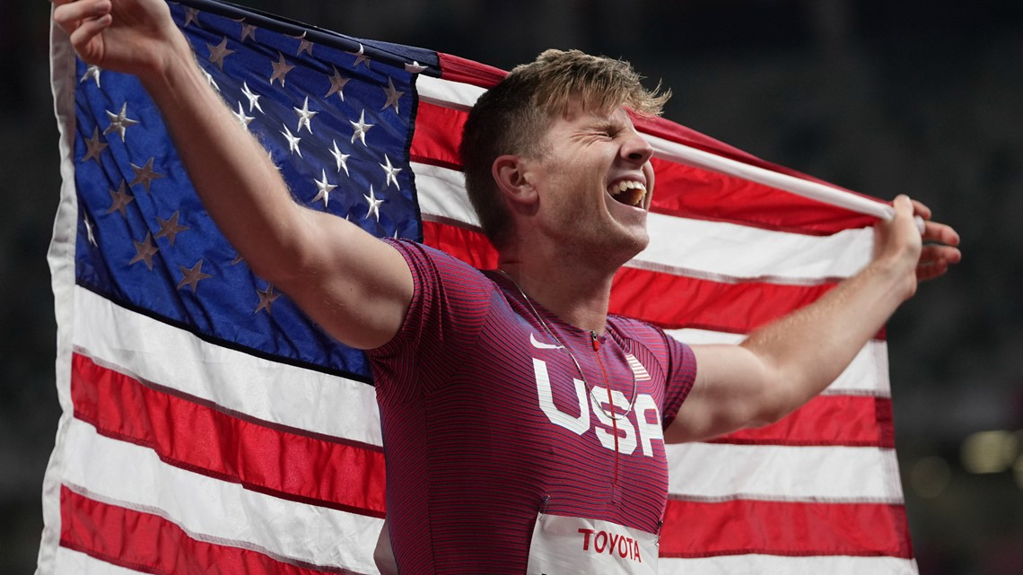 Georgia-born athlete wins third career Paralympic medal in Tokyo