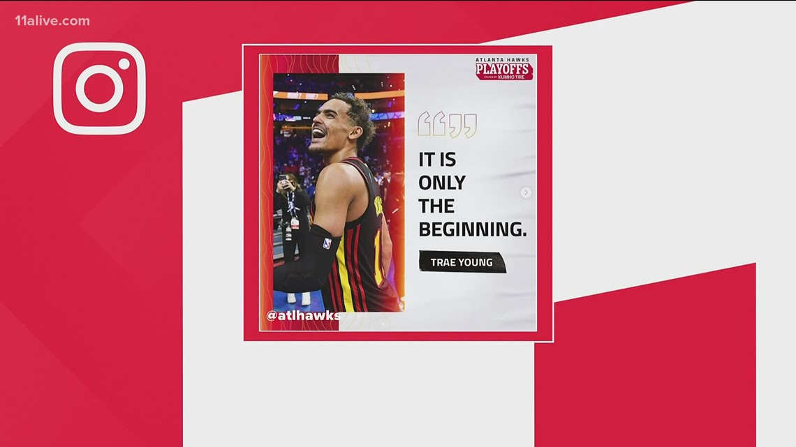 'It's only the beginning'   Hawks prepare for Eastern Conference Finals