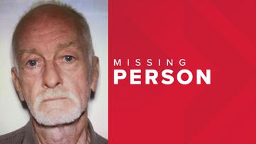 Authorities say Wilbur Lancaster has been found