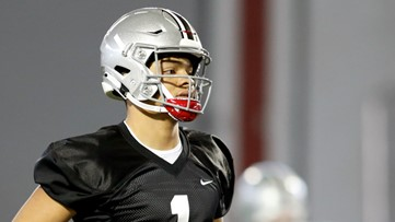 Former Georgia QB Justin Fields named starter at Ohio State