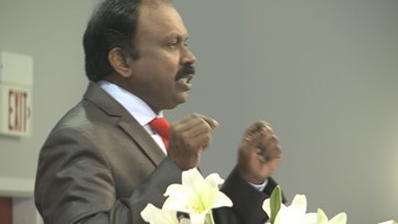 'We pray for the peace of their families': Atlanta Tamil Church remembers lives lost in Sri Lanka