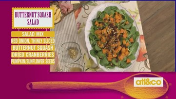 Yummy Fall Eats with Carolyn O'Neil