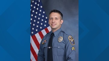 Community steps in to help after Gwinnett officer dies suddenly