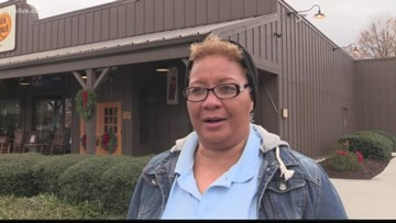 Cracker Barrel waitress who got $1,100 tip speaks about kind gesture