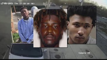 Arrest made in carjacking of 74-year-old woman, two more still on the run