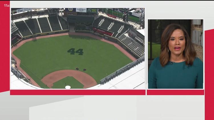 Braves to celebrate Hank Aaron