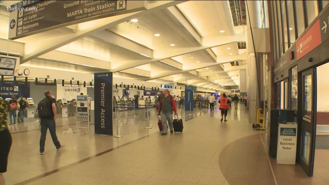 Uber, Lyft pickup zones change at Atlanta airport   11alive com