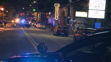 Two people shot outside Glenwood Avenue tavern following altercation