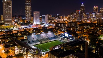 Georgia Tech football will play a game under the Friday night lights this season