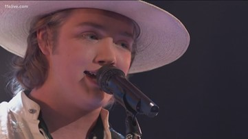 19-year-old from Marietta appears on 'The Voice'