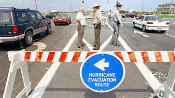 Why are there 'mandatory' evacuation orders during a hurricane when homeowners aren't required to leave?