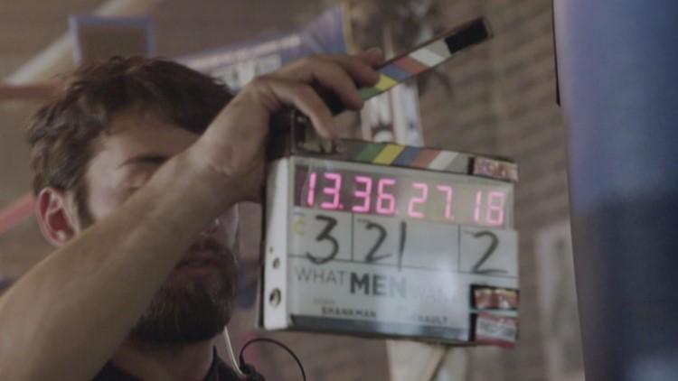 Behind the scenes of 'What Men Want' filmed in Atlanta