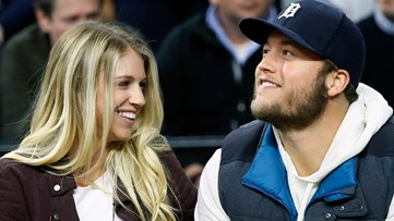 Wife of UGA legend, NFL star Matthew Stafford returns to hospital just days after brain surgery