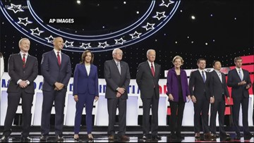 Why are the Democrats holding their fifth debate in Atlanta?