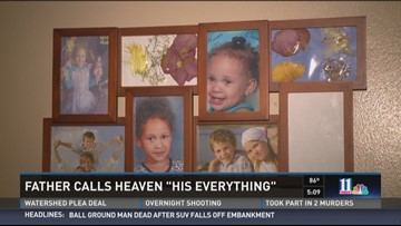 Father breaks silence on anniversary of daughter's death