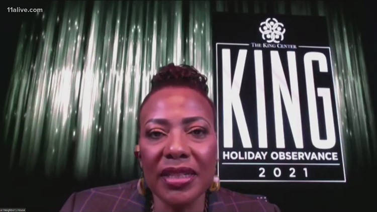 Dr. Bernice King: True non-violence starts with the words that we choose