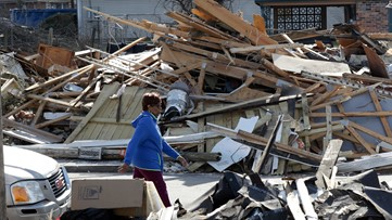 Atlanta Braves helping with Tennessee tornado relief efforts
