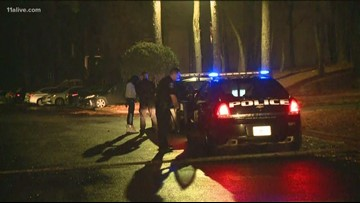 One person shot multiple times in Tucker apartment complex