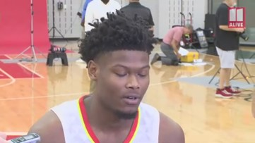 Cam Reddish: 'Sky is the limit' if healthy