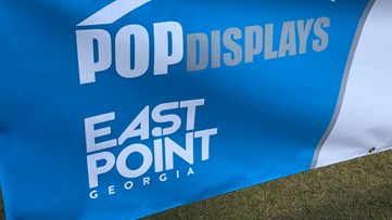 Newly-relocated manufacturing giant really makes East Point 'POP'