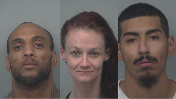 Suspects named in case involving women who claim they were held against their will, police say