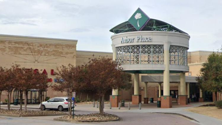 Reward offered for info after gunfire at Arbor Place Mall