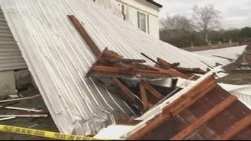 Historic Presbyterian church in Euharlee severely damaged